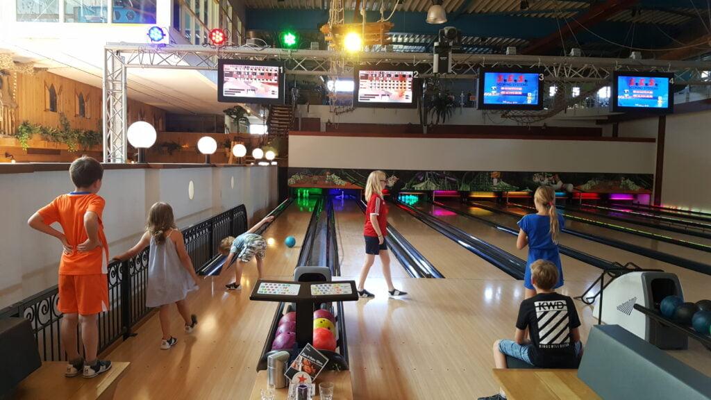 De Geus Events Kids Bowling Party